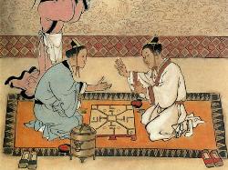 Ancient Chinese Gambling Games
