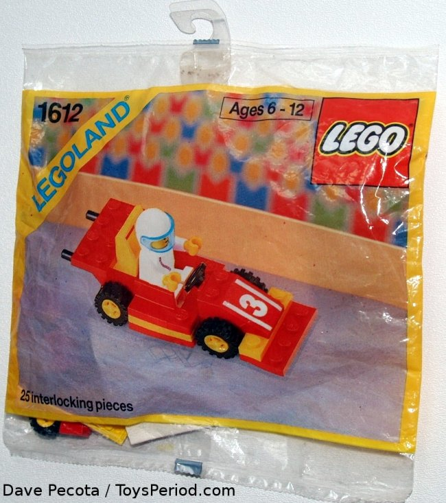 LEGO Polybag Set Collecting - LEGO - Ask Toy Tech