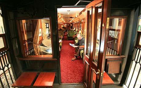 Toysperiod S Luxury Passenger Train Review Uncategorized