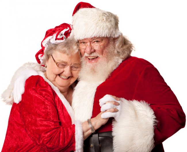 Mrs santa claus holiday ask toy tech