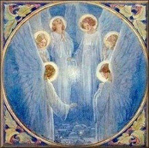 LUB NTSIAB NTAWM TXOJ KEV NTSEEG KAS TOS LIV Seraphim-angels
