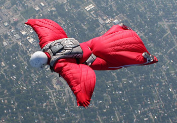 On a Wing and a Prayer - Wingsuit Flying and Skydiving ...