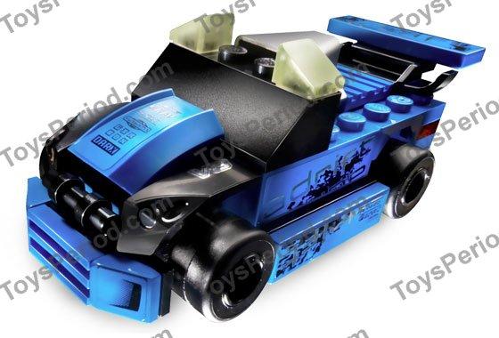 lego racers tiny turbos instructions