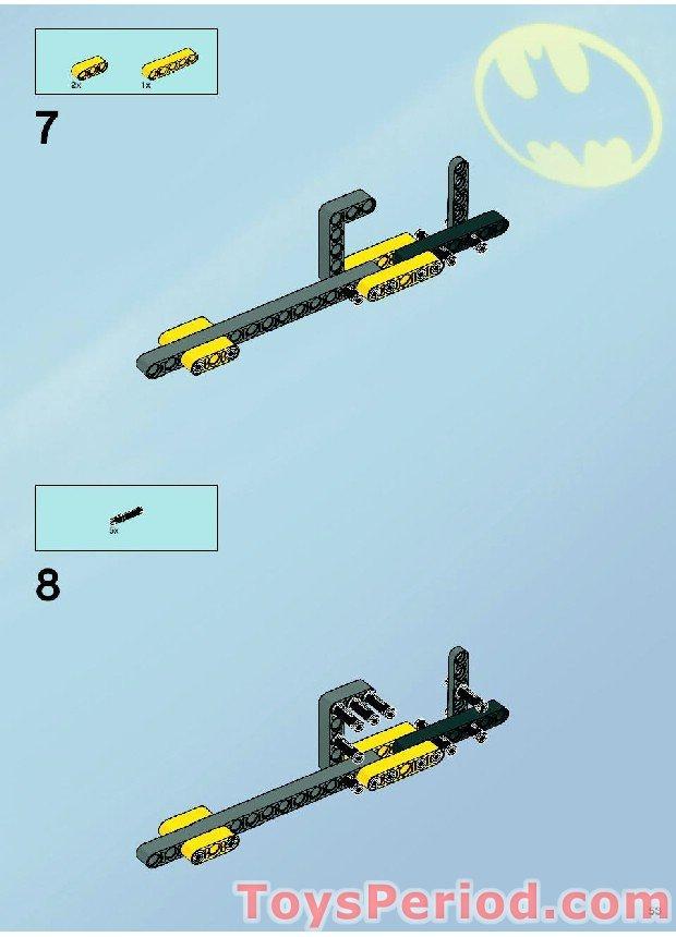 lego the bat instructions