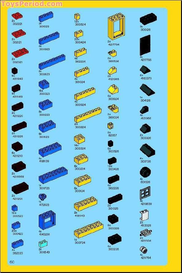 thomas ultimate set instructions pdf