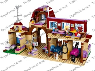 Lego 41126 Heartlake Riding Club Set Parts Inventory And