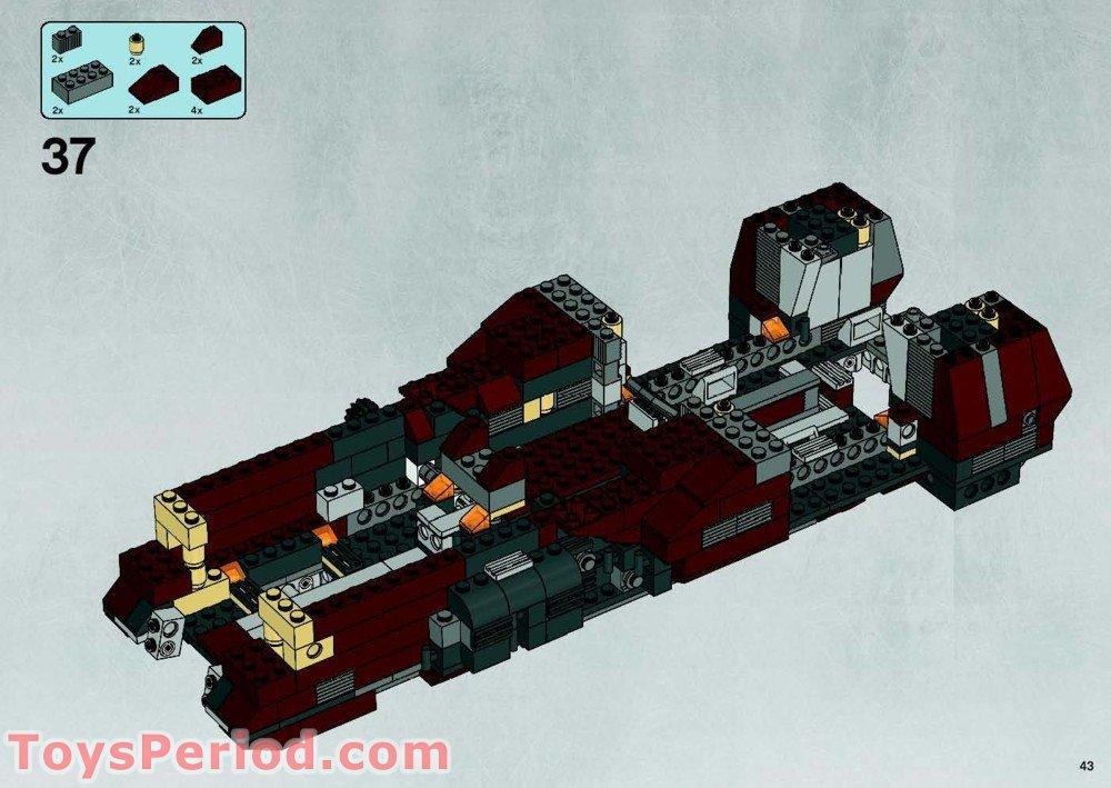 lego star wars stap instructions