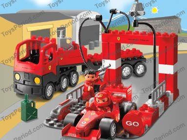 lego 4694 ferrari f1 racing team set parts inventory and instructions lego reference guide. Black Bedroom Furniture Sets. Home Design Ideas