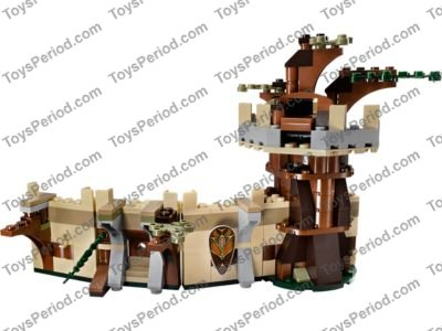 Lego 79012 Mirkwood Elf Army Set Parts Inventory And Instructions