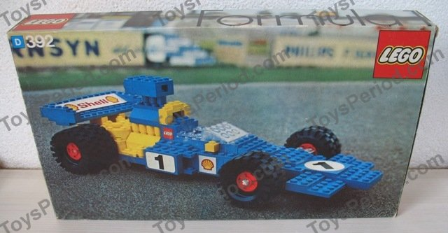 lego formula 1 car instructions