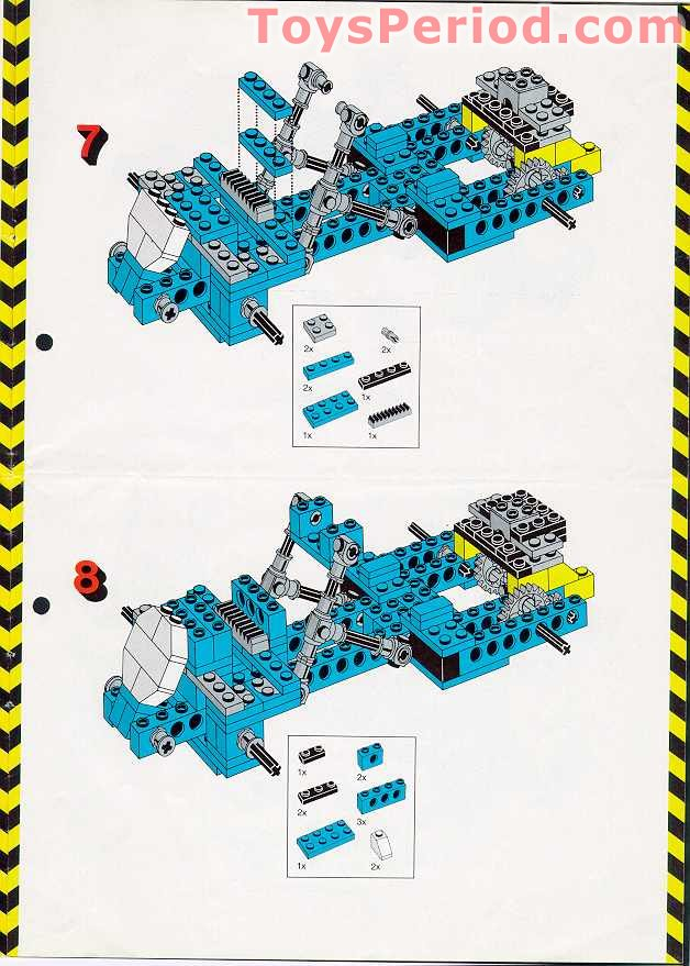 lego city police station 60047 instructions pdf