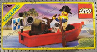 LEGO 6245 Harbor Sentry Image 6