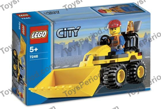 lego city 7236 instructions