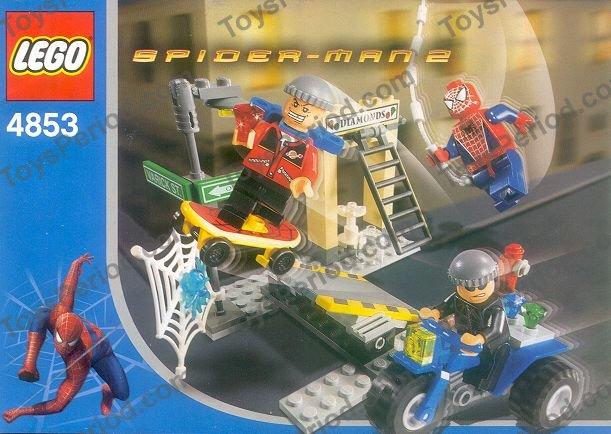 Lego Indiana Jones Rare Set Instructions