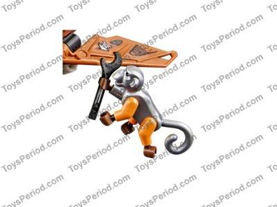 70602 LEGO® Ninjago™ Monkey Wretch with Grappling Hook