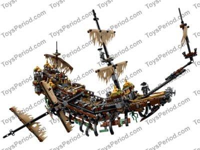 1x Boat Boat Ship/'s Wheel Rudder Brown//Reddish Brown 4790b New Lego