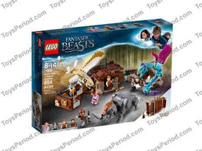 NEW LEGO Harry Potter Fantastic Beasts 75952 Thunderbird Minifig Only No Sticker