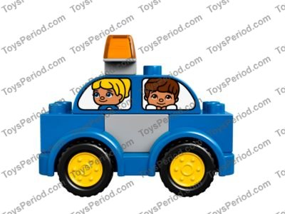 Lego 10816 My First Cars And Trucks Set Parts Inventory And