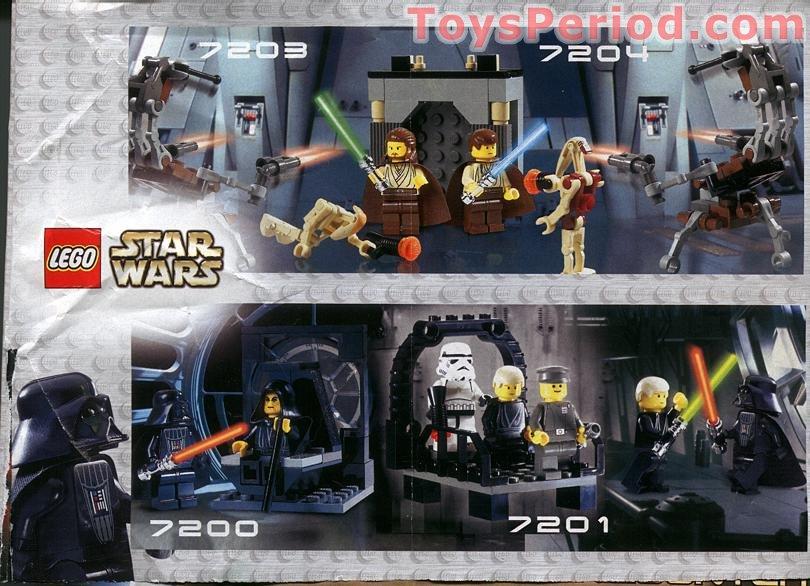 Lego star wars TUSKEN RAIDER Figurine from set 7113