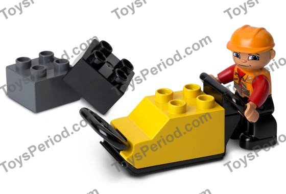 LEGO 4661 Construction Worker Image 4