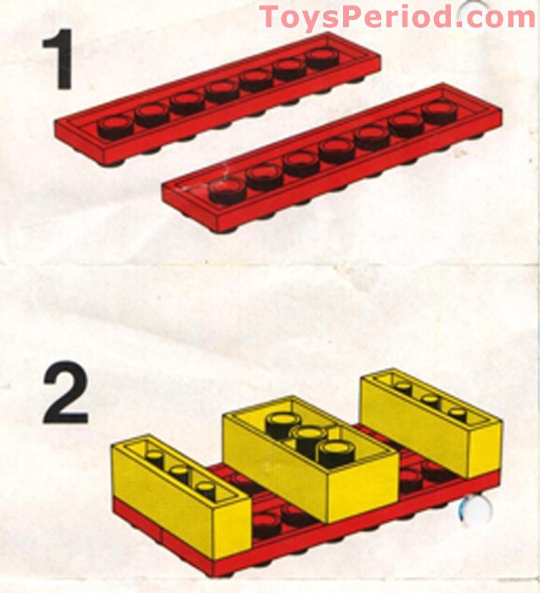 Lego 503 1 Basic Building Set Set Parts Inventory And Instructions