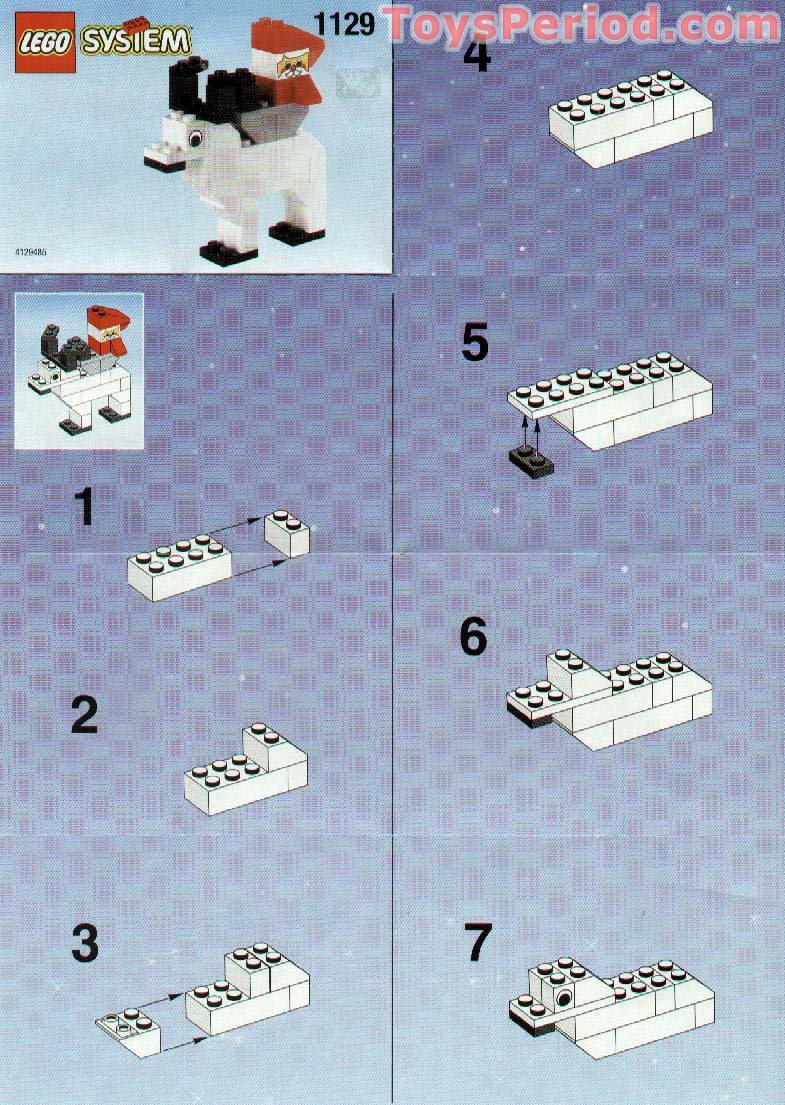 Santa on Reindeer Free Instruction Page 1