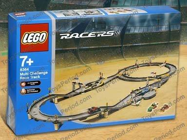 lego race track set
