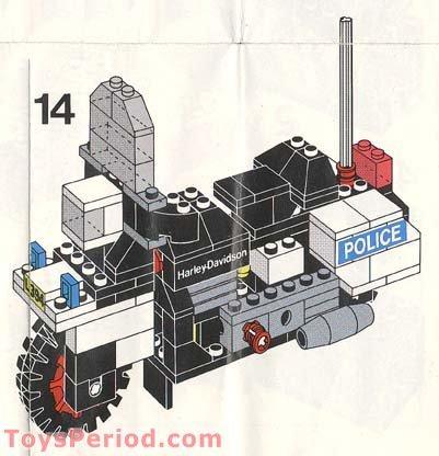 lego 394 harley davidson 1000cc set parts inventory and. Black Bedroom Furniture Sets. Home Design Ideas