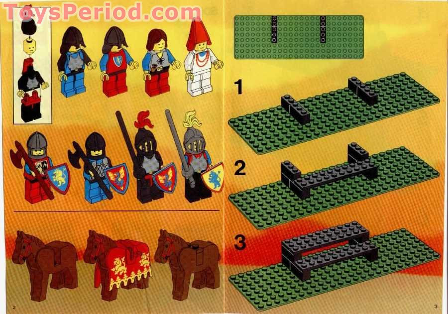 Lego polybag yellow helmet plume medium 4502c//6085 6274 6060 10000 6067 6080