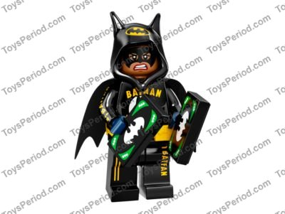 Lego 71020 The Lego Batman Movie Series 2 Set Parts Inventory And
