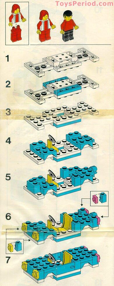lego car instructions free