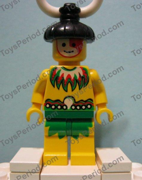 ☀️NEW Lego Cattlehorn Cattle Horn Texas Hood Ornament Islander Male Helmet cow