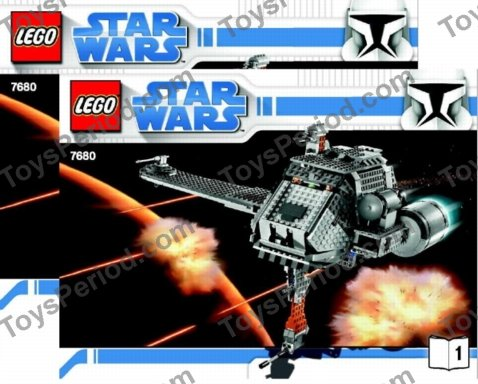 lego star wars twilight instructions