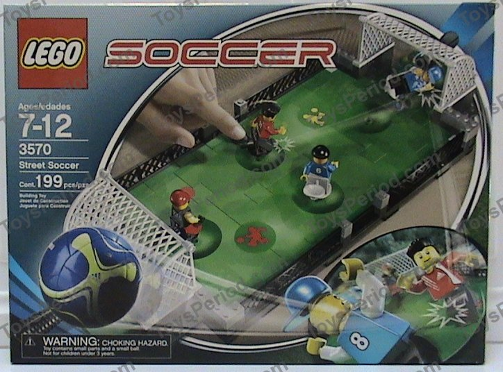 lego soccer set instructions