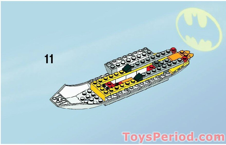 lego penguin building instructions