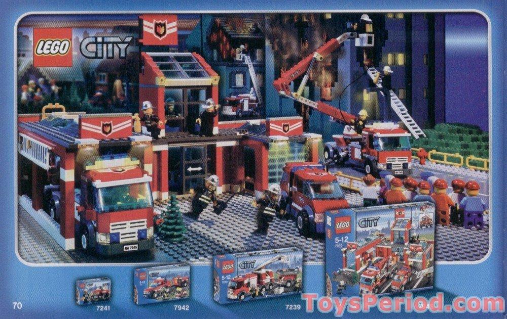 lego city ambulance 4431 instructions