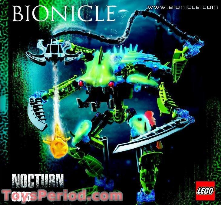 lego bionicle barraki instructions