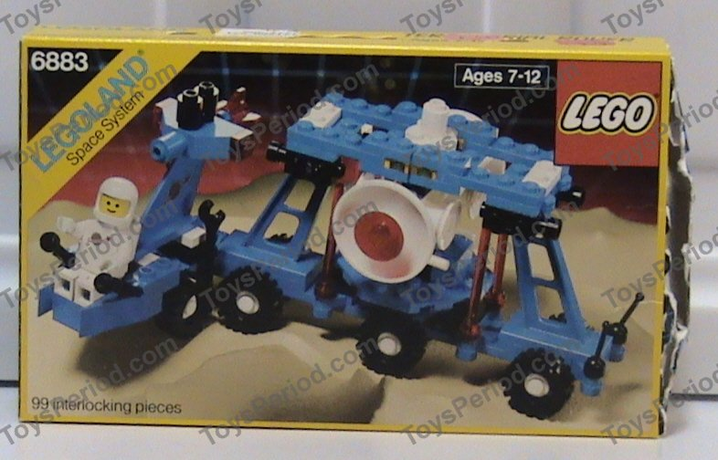 LEGO 6883 Terrestrial Rover Image 3