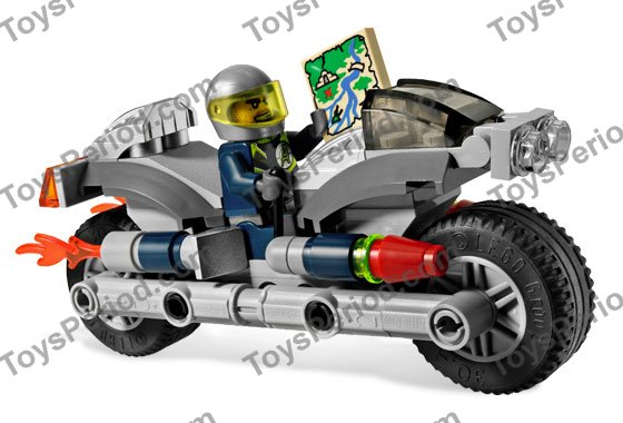 LEGO 8632 Mission 2  Swamp Raid Image 6Lego Agents Mission 2