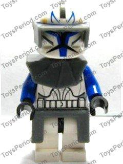 Authentic LEGO Star Wars Captain Rex Minifigure sw450 75012 501st Legion CC-7567