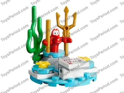 LEGO DISNEY 41153 ARIEL/'S ROYAL CELEBRATION BOAT BRAND NEW SEALED BOX