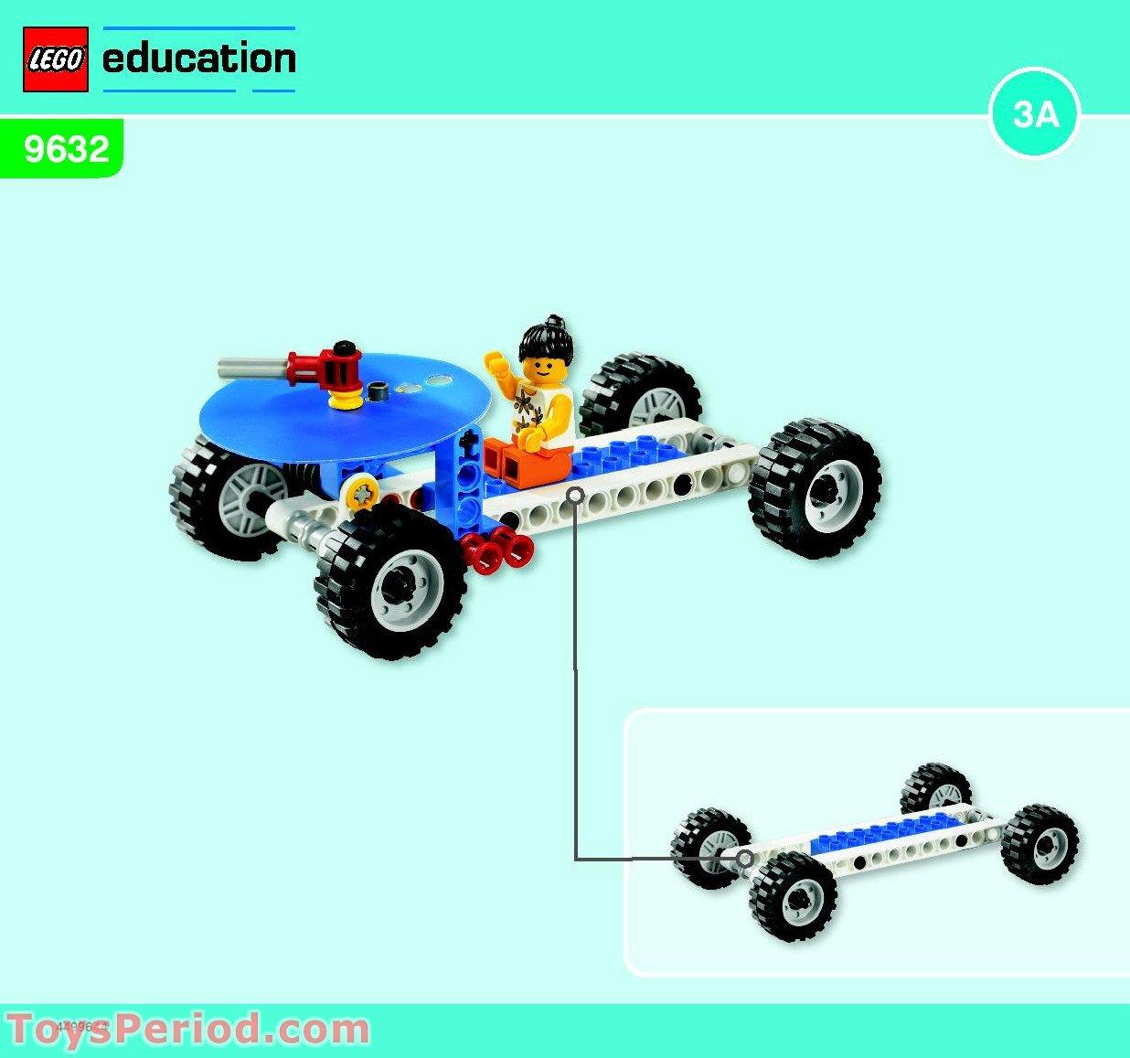 Lego 25 Tires 30.4 x 14 Offset Tread Car Pieces