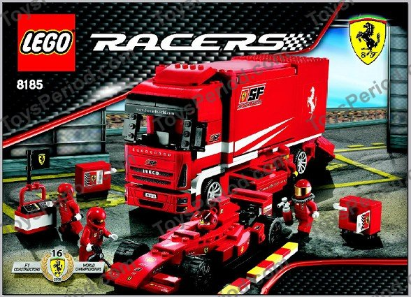 ... Truck Set Parts Inventory and Instructions - LEGO Reference Guide