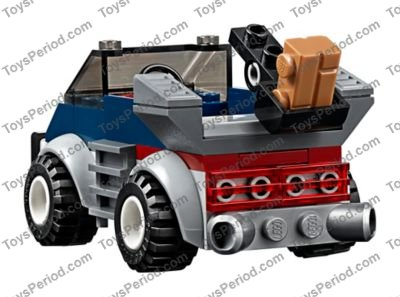 40166cb3c19 LEGO 10761 The Great Home Escape Set Parts Inventory and ...