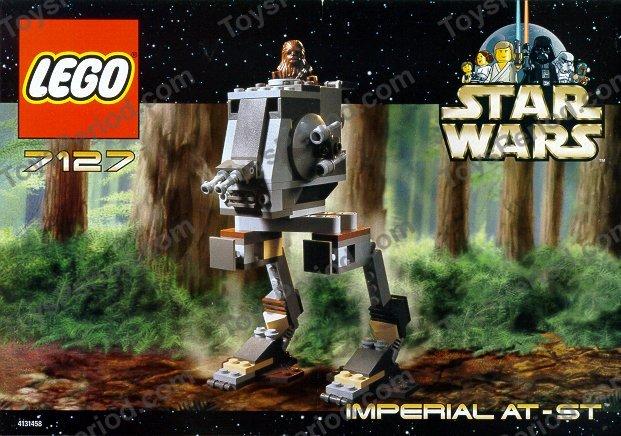 Lego star wars pce ref 30303 oldbrown//imperial at-st