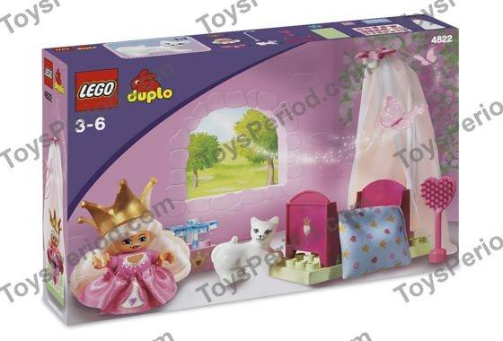 lego duplo princess castle instructions