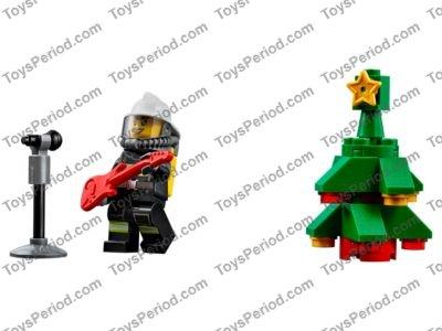 Lego 60133 Lego City Advent Calendar Set Parts Inventory And