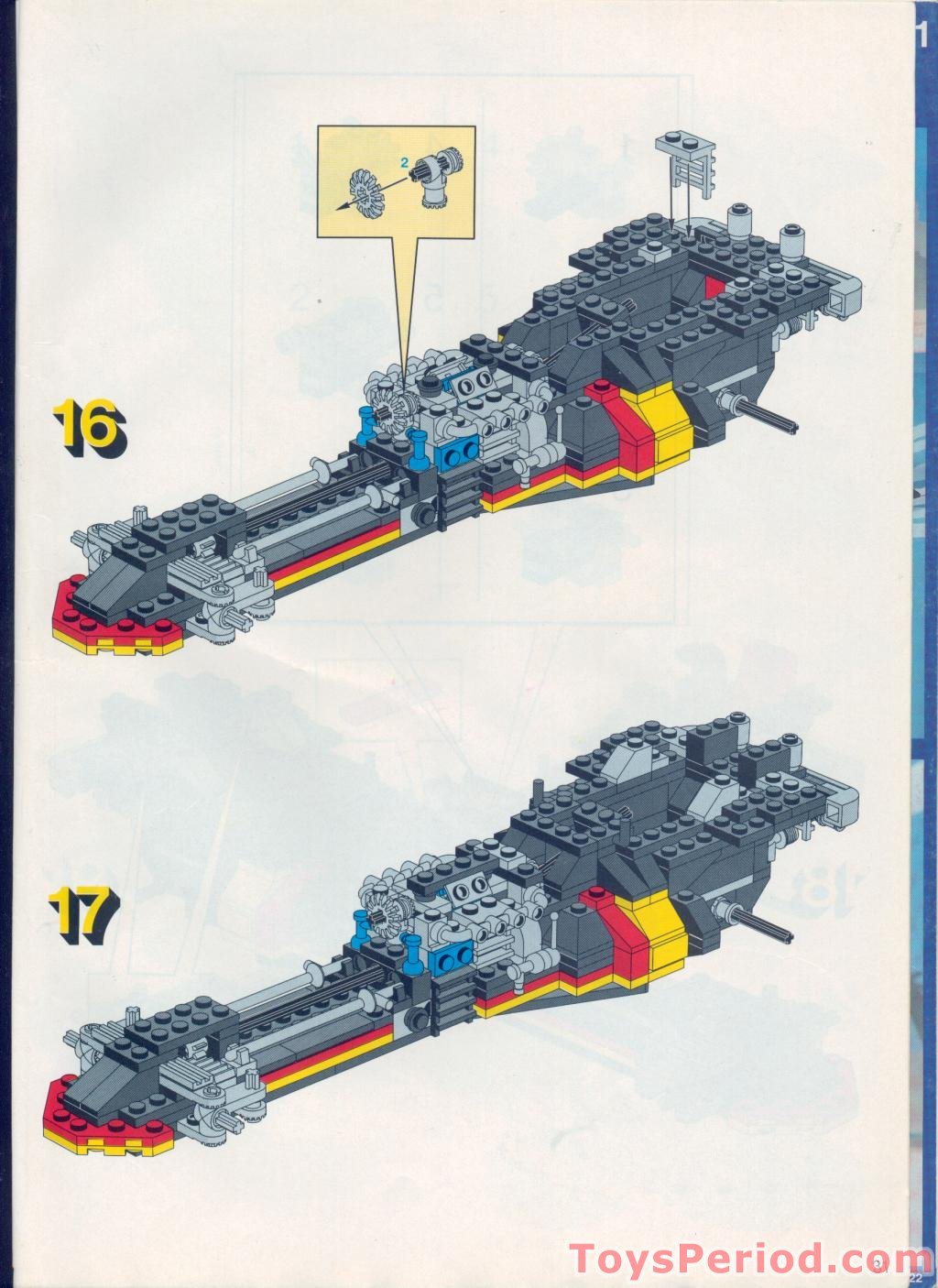 lego boat trailer instructions