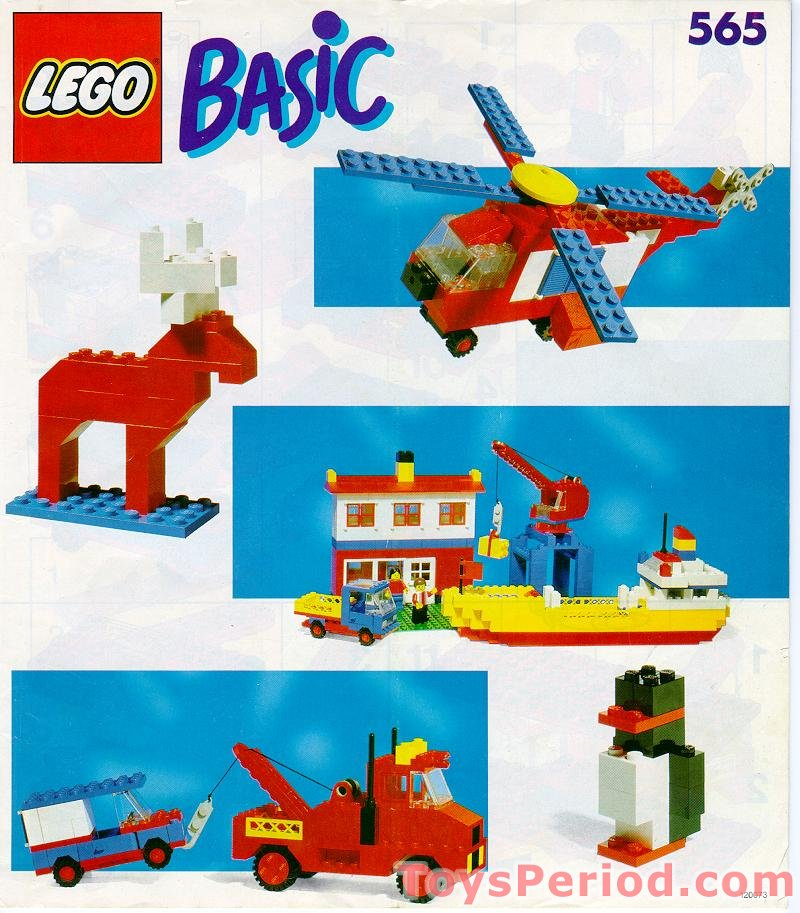 lego 565 2 build n store chest 5 plus set parts inventory and instructions lego reference guide. Black Bedroom Furniture Sets. Home Design Ideas