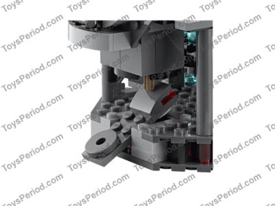 LEGO 75093 Death Star Final Duel Set Parts Inventory and ...